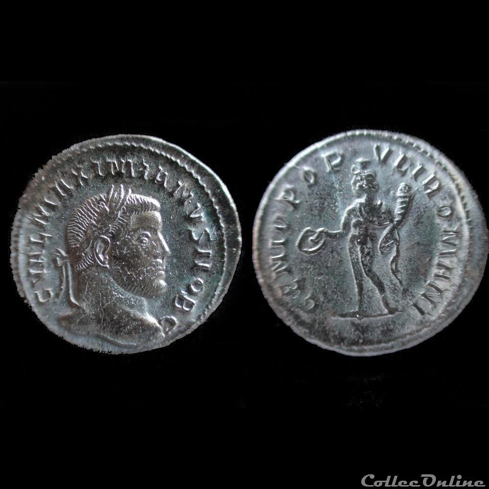 monnaie antique romaine follis galere intermediaire boulogne