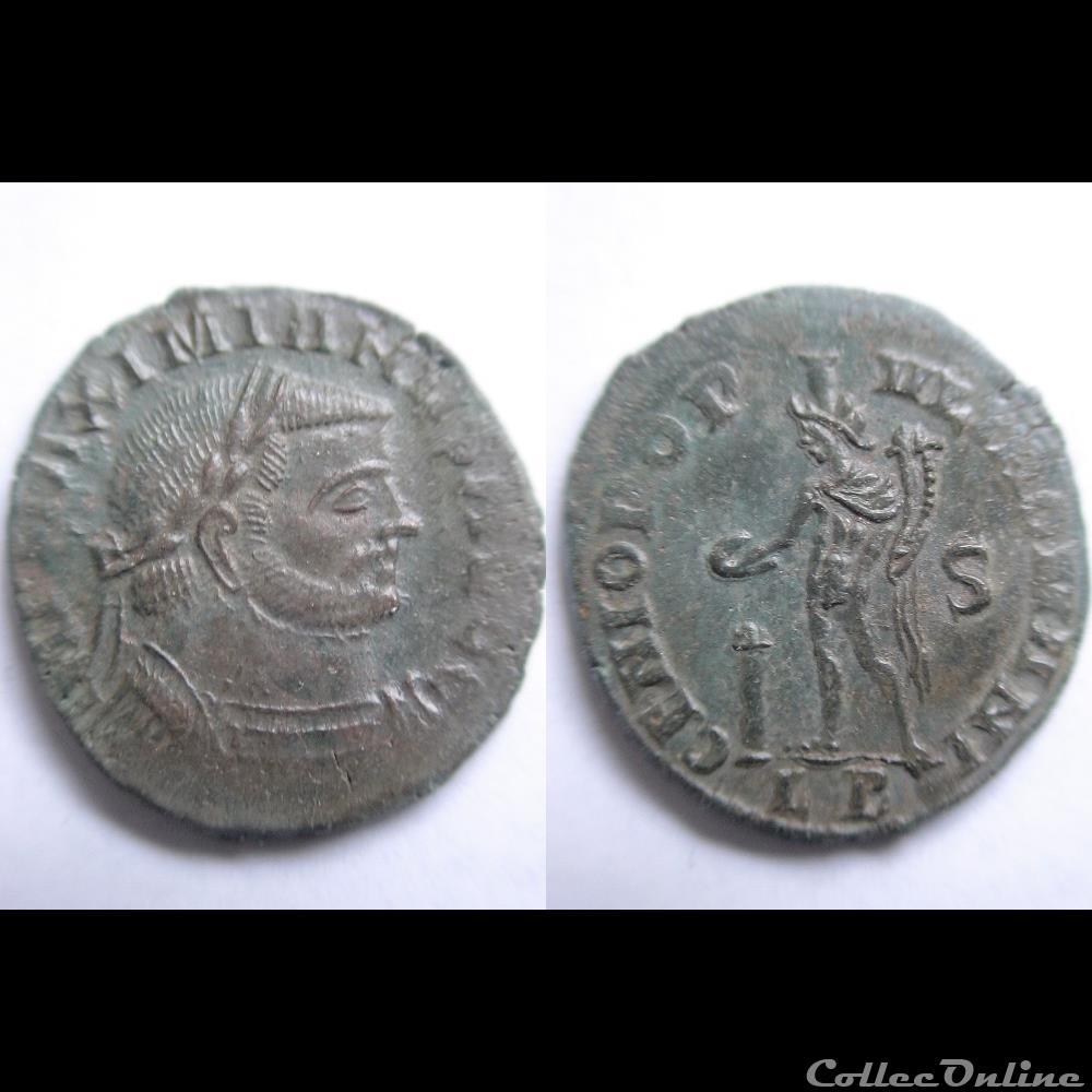 monnaie antique av jc ap romaine imitations follis atelier continental