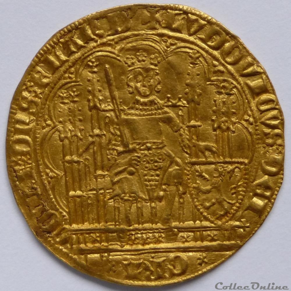 Logo-Arborescence des monnaies féodales terminée !