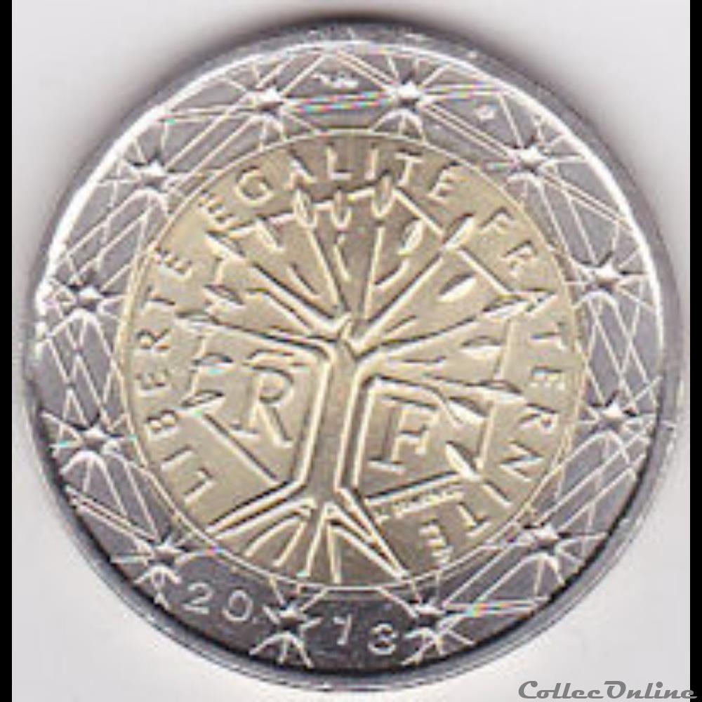 monnaie euro france rf