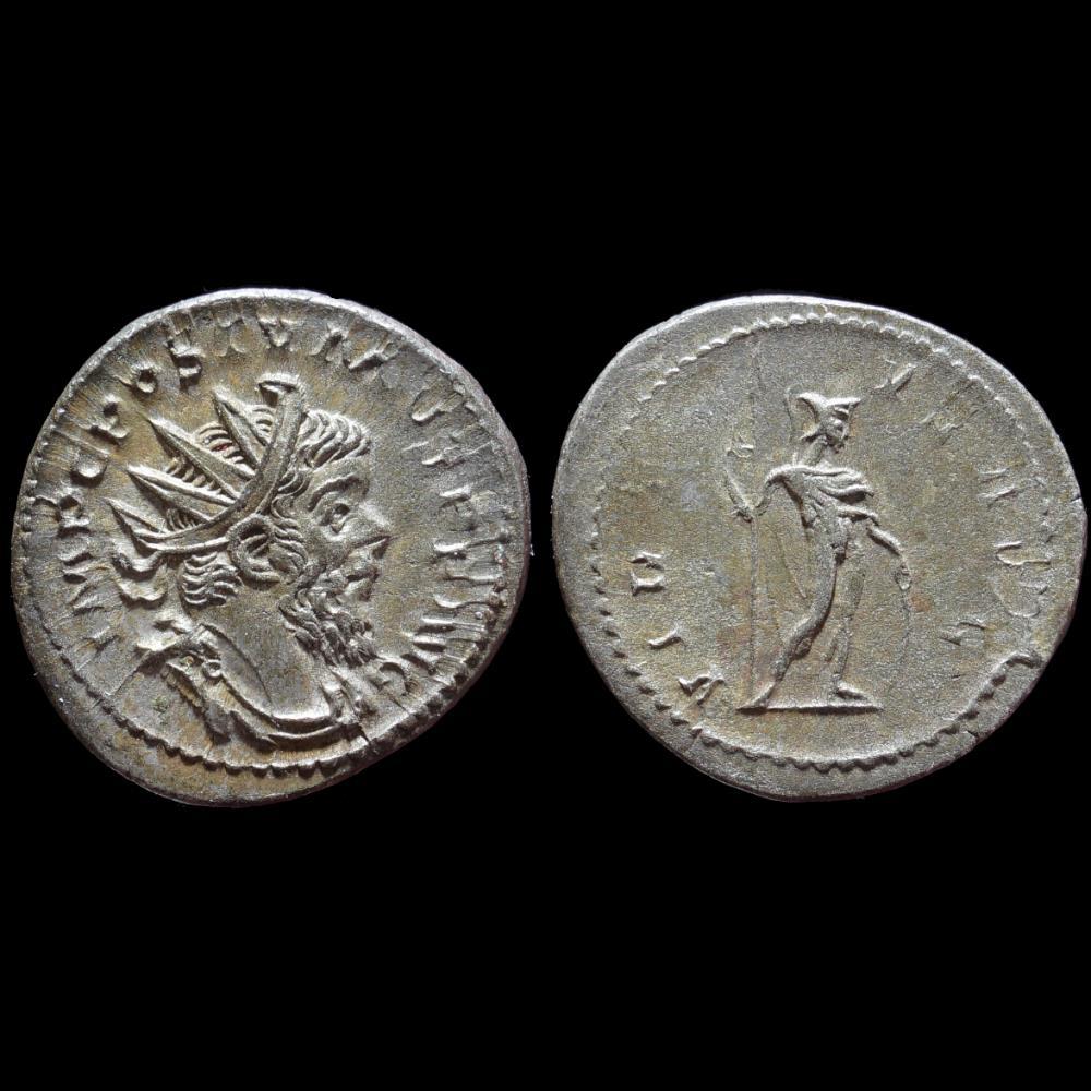 monnaie antique romaine postume antoninien