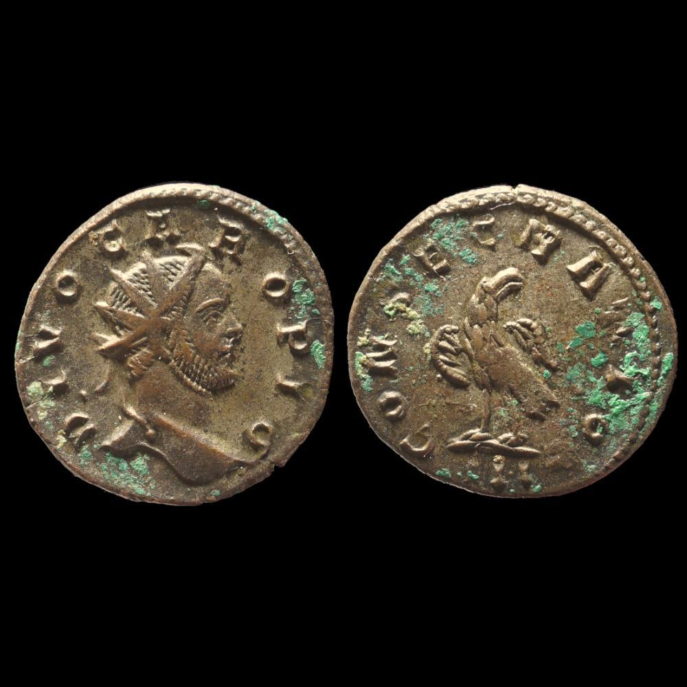 monnaie antique romaine carus aurelianus