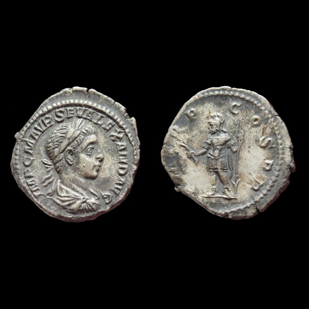 monnaie antique romaine alexandre severe denier