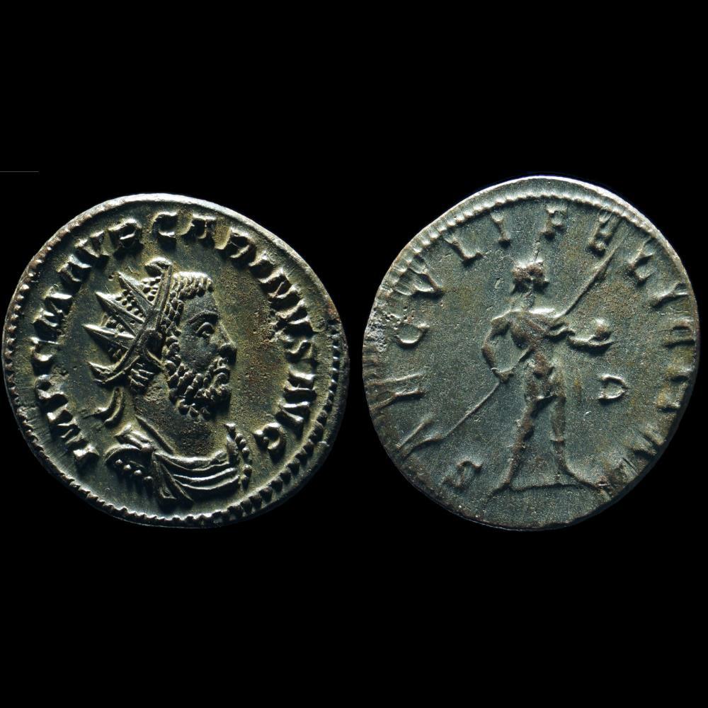 monnaie antique romaine carin aurelianus