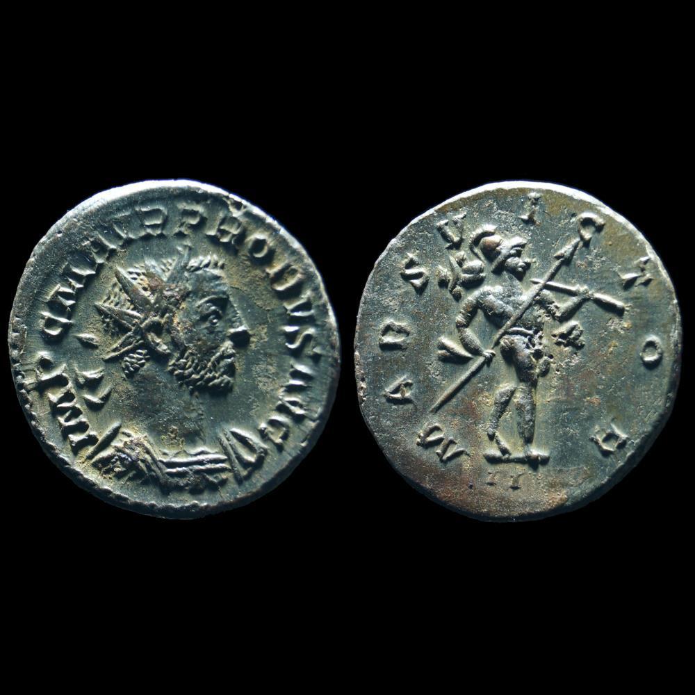 monnaie antique romaine probus aurelianus