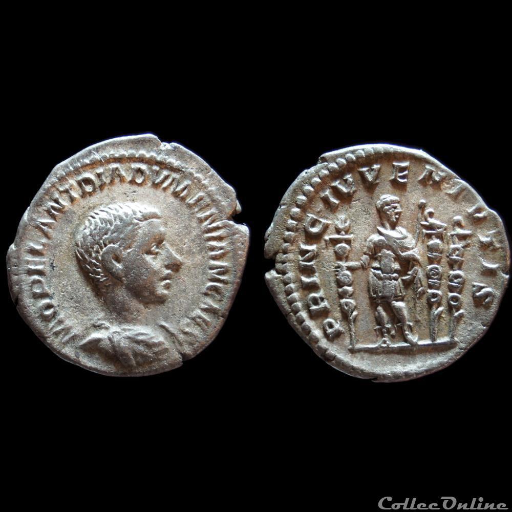 monnaie antique romaine diadumenien denier