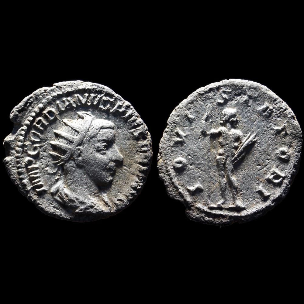 monnaie antique romaine gordien iii antoninien