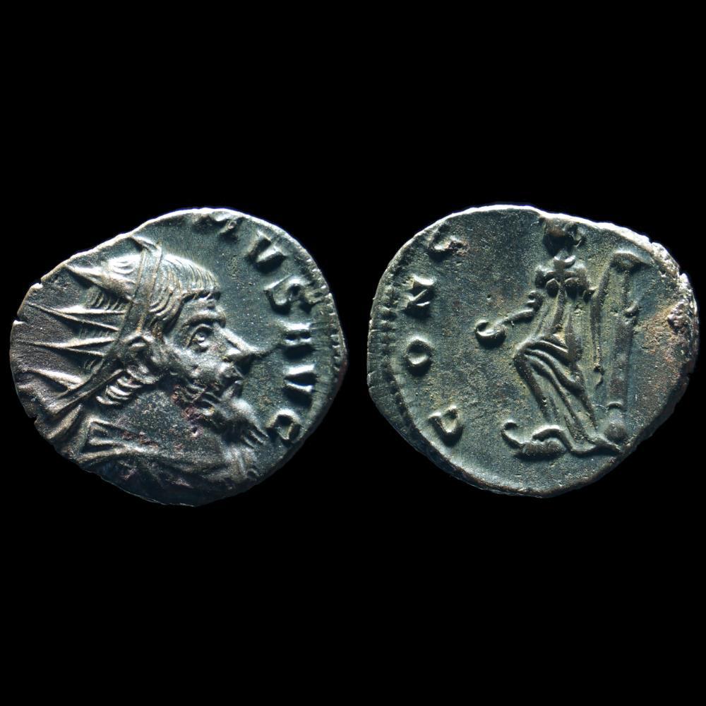 monnaie antique romaine aureolus antoninien