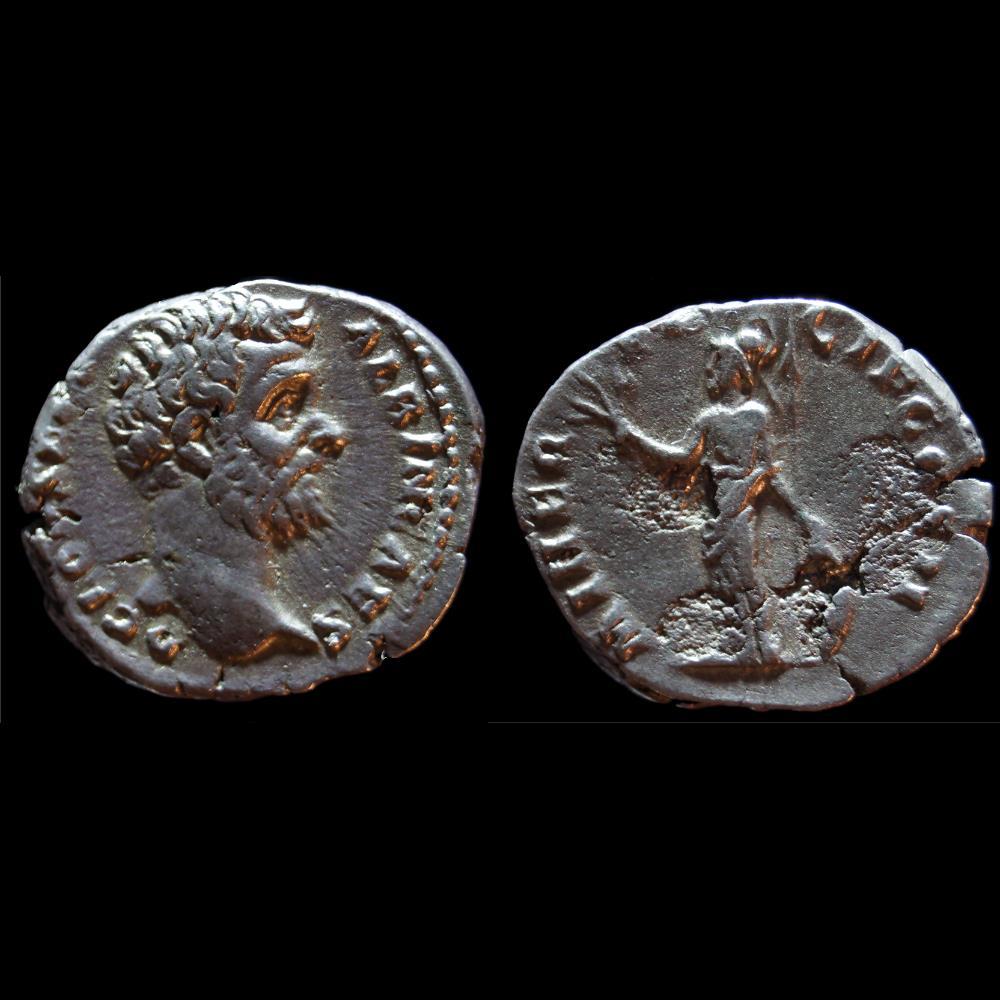 monnaie antique romaine clodius albinus denier