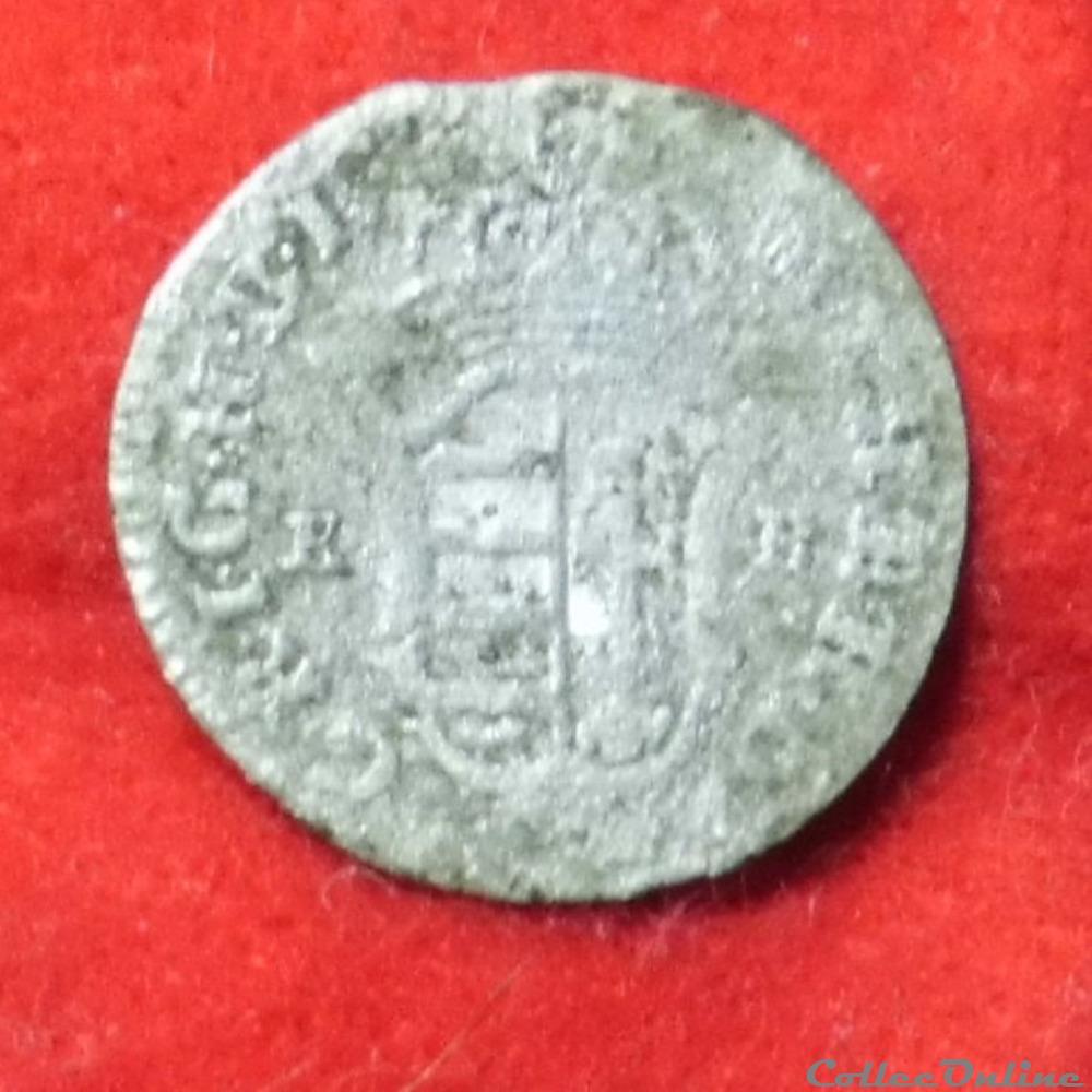 monnaie monde hongrie 1 denar
