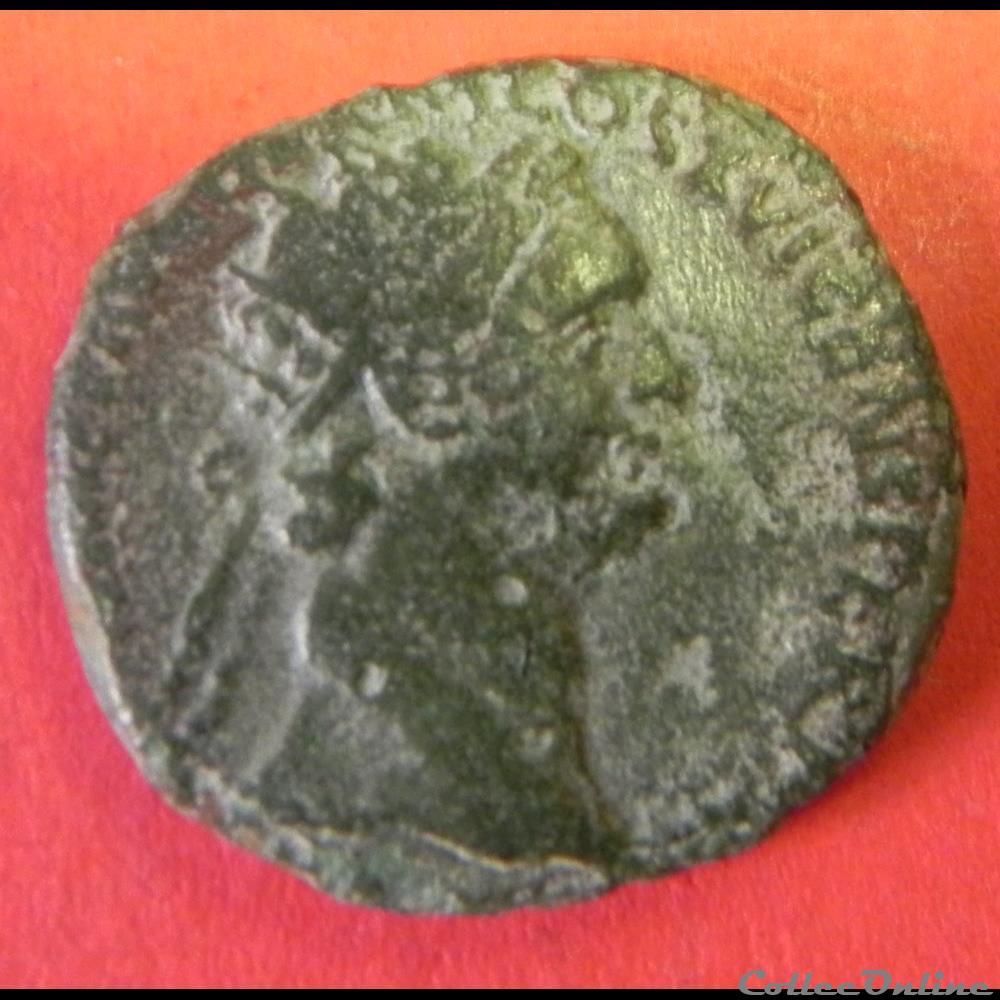 monnaie antique romaine as domitien
