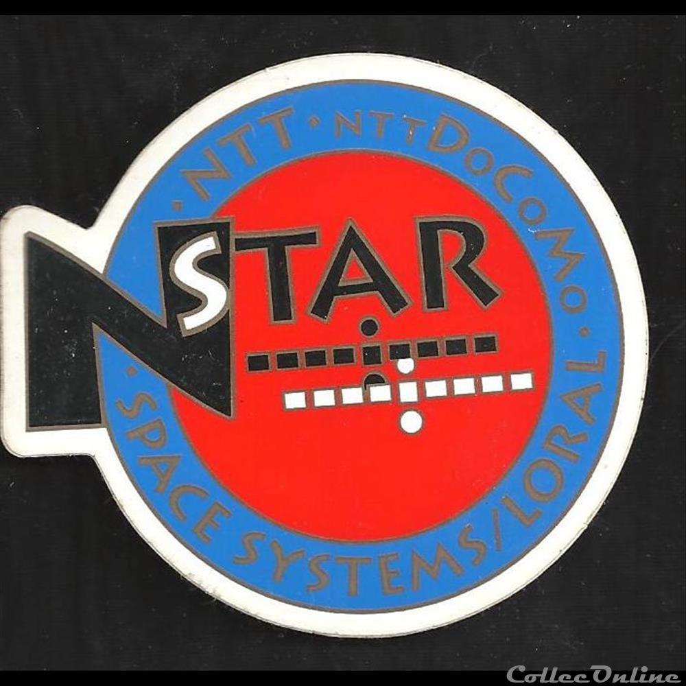 decoration magnet europe autocollant satellite tnt n star