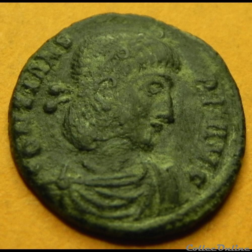 monnaie antique romaine constans victoriae