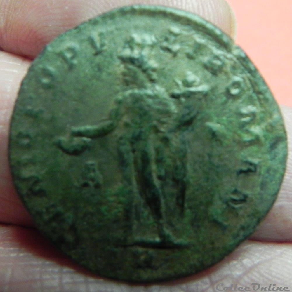 monnaie antique romaine galere nobil caes treves ric 343b