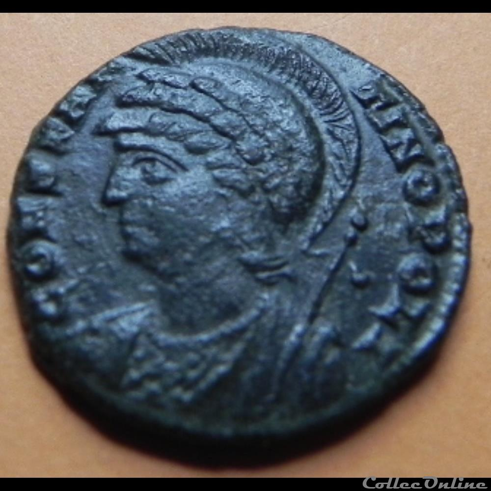 monnaie antique av jc ap romaine constantinopolis ric 86
