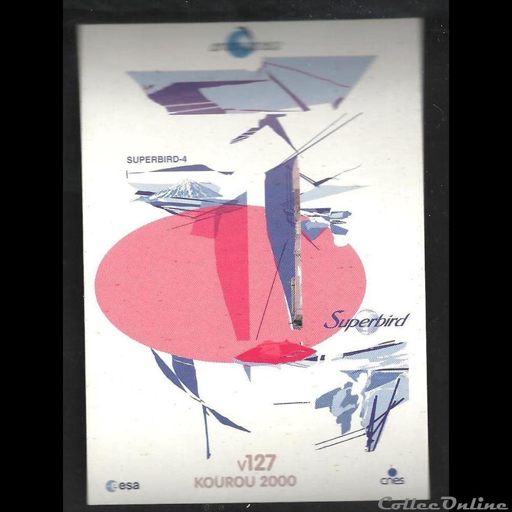 decoration magnet europe autocollant arianespace kourou vol n 127 superbird