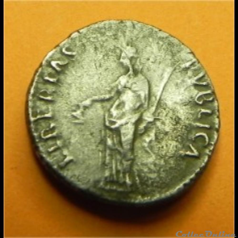monnaie antique romaine denier nerva