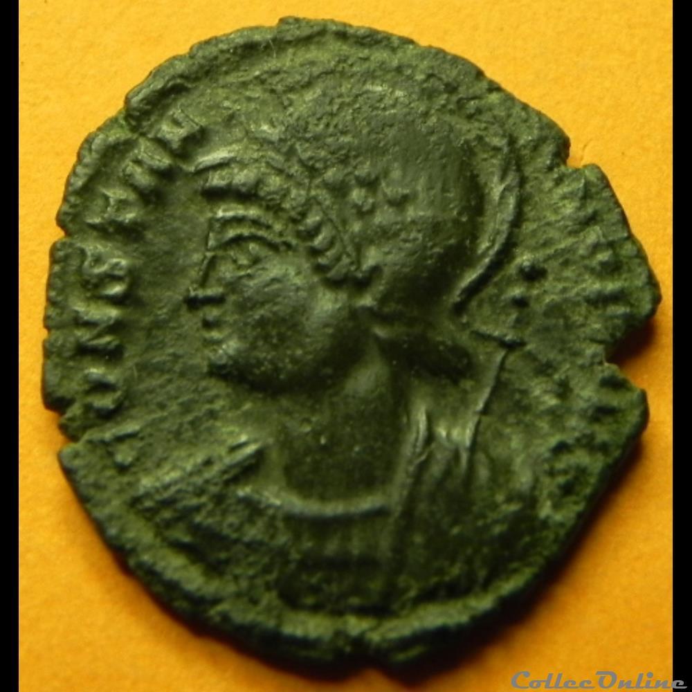 monnaie antique romaine constantinopolis thessalonique