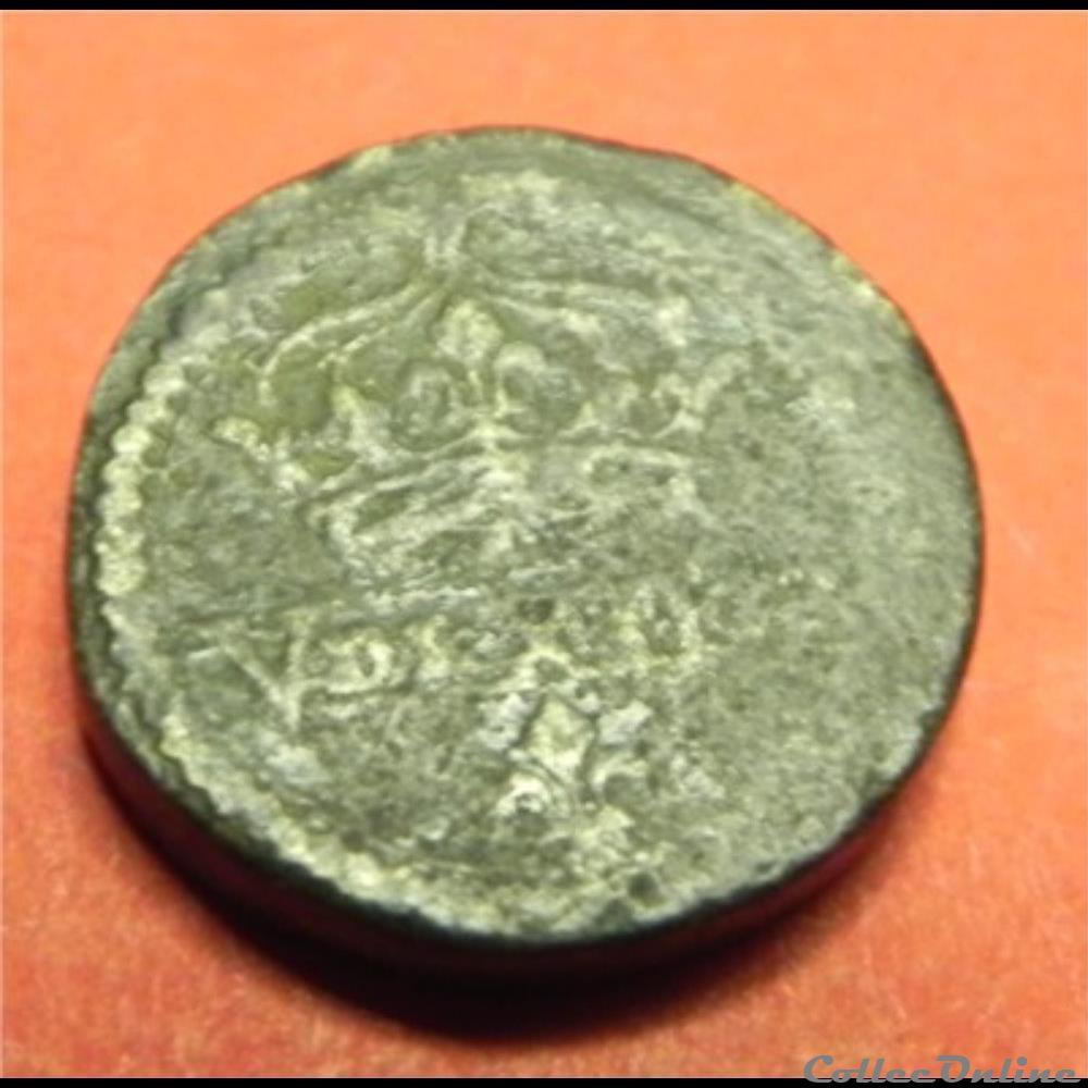 monnaie france poids monetaire croix fleur de lisee h centre