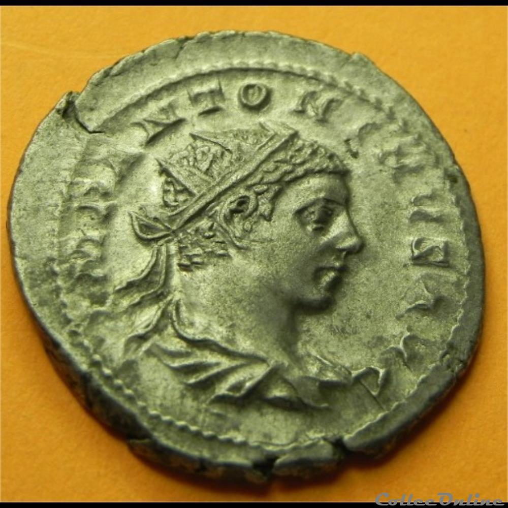 monnaie antique romaine elagabal temporvm felicitas