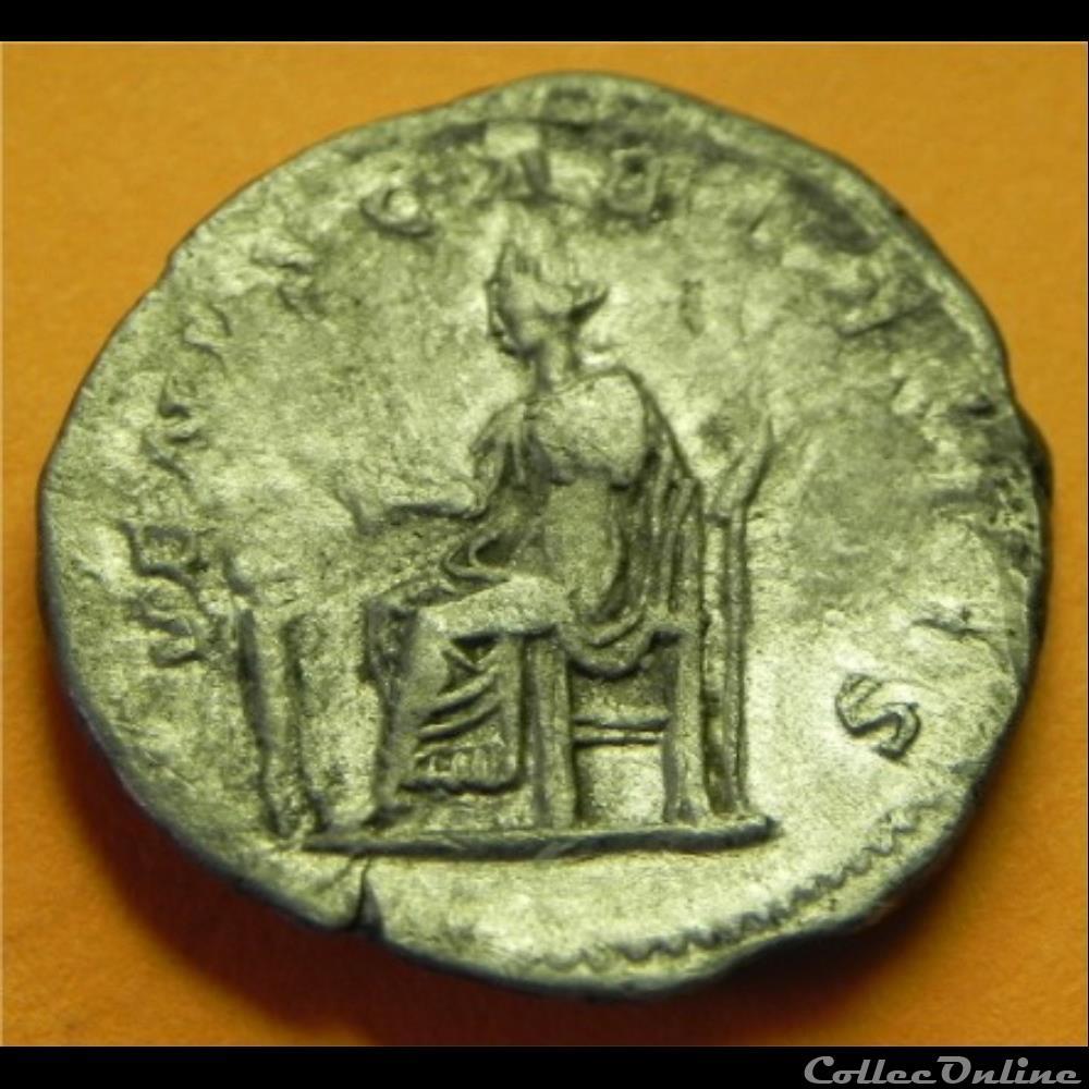 monnaie antique romaine julia soeamias avg venvs cael estis