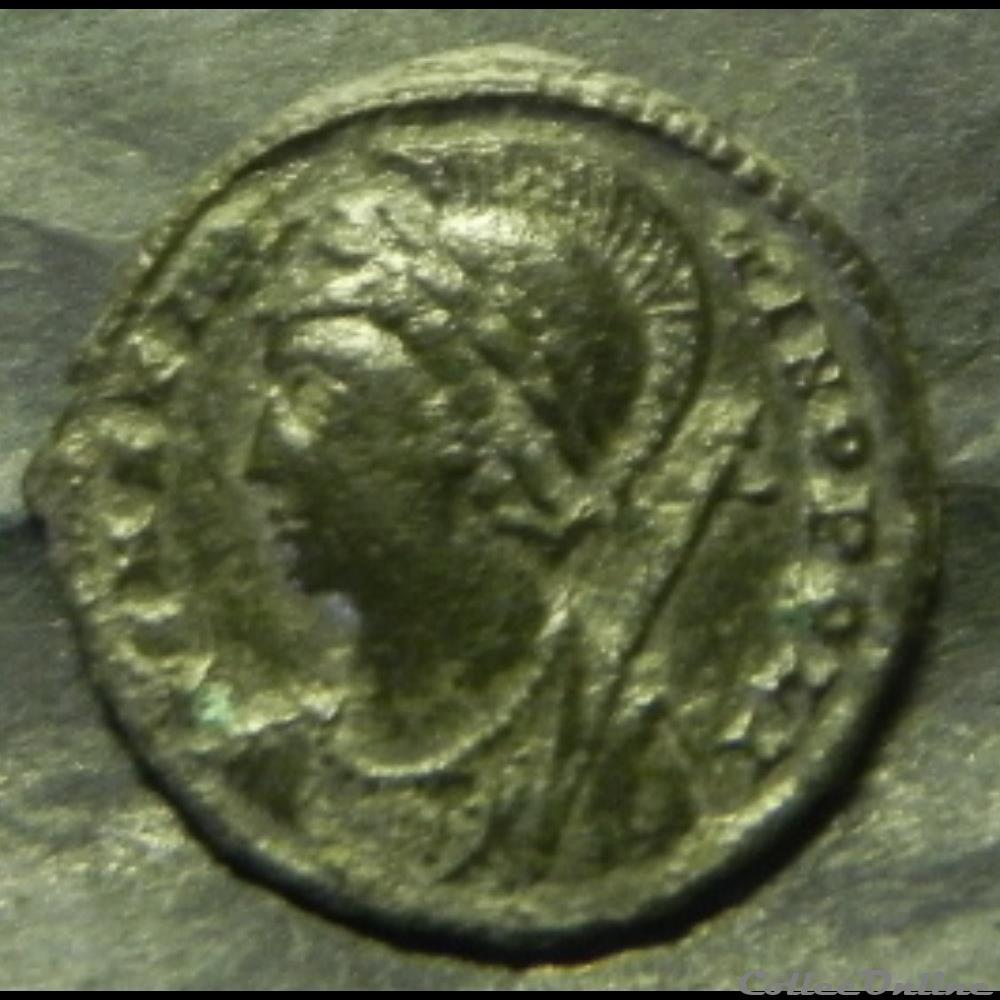 monnaie antique av jc ap romaine constantinopolis