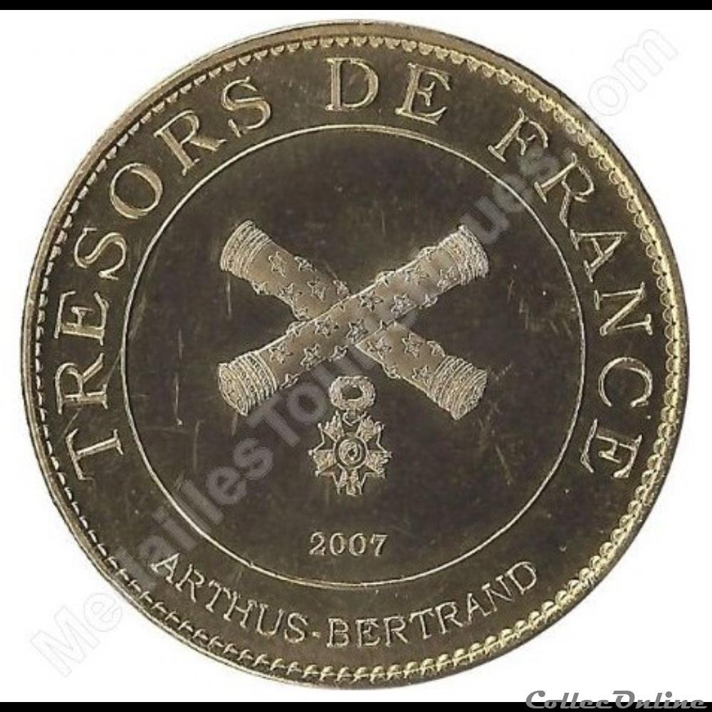monnaie jeton mereaux france chamonix mont blanc le mont blanc 2007