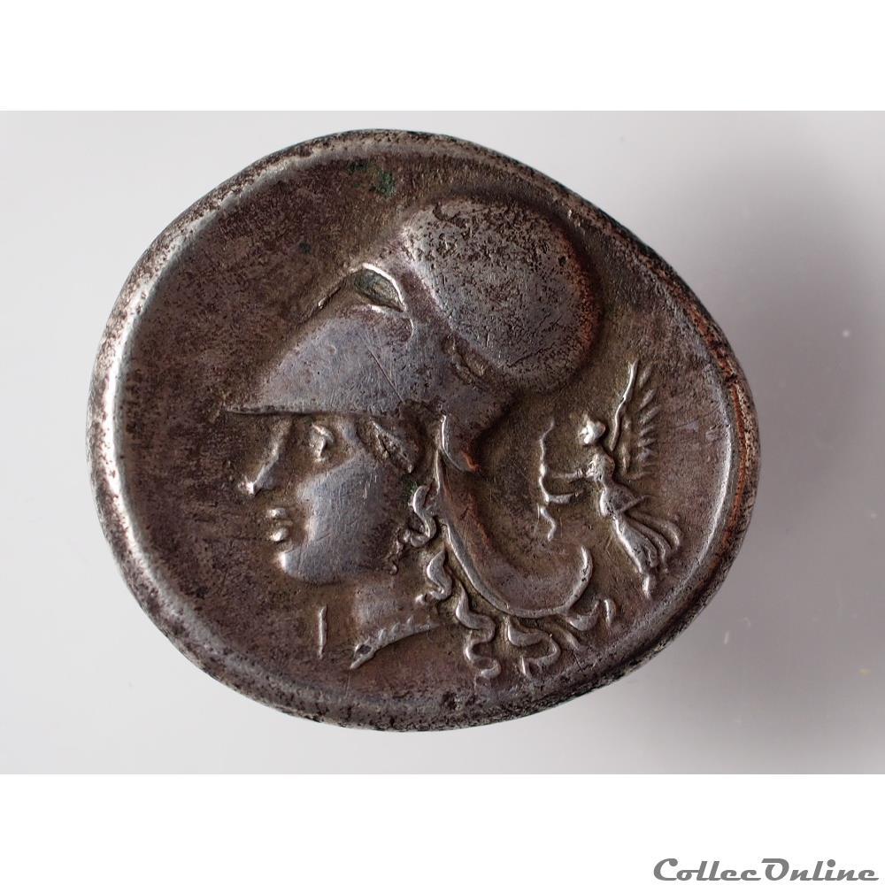 monnaie antique grecque statere de corinthe