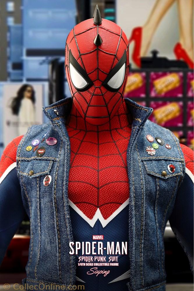 jeux jouet autre spider punk