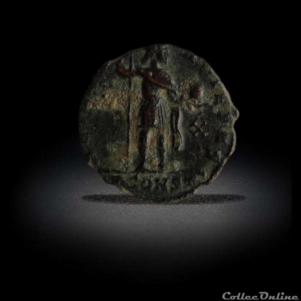 monnaie antique av jc ap romaine ric 17 ferrando ii 536