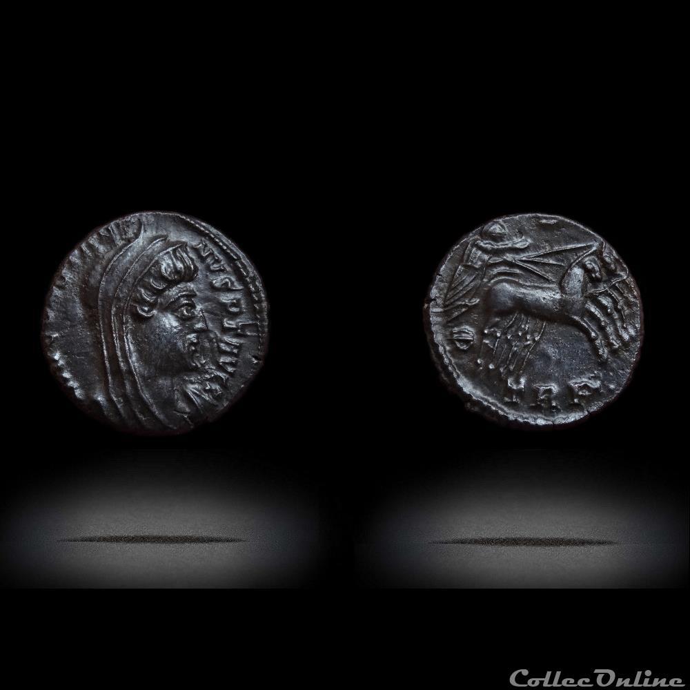 monnaie antique av jc ap romaine ric manque