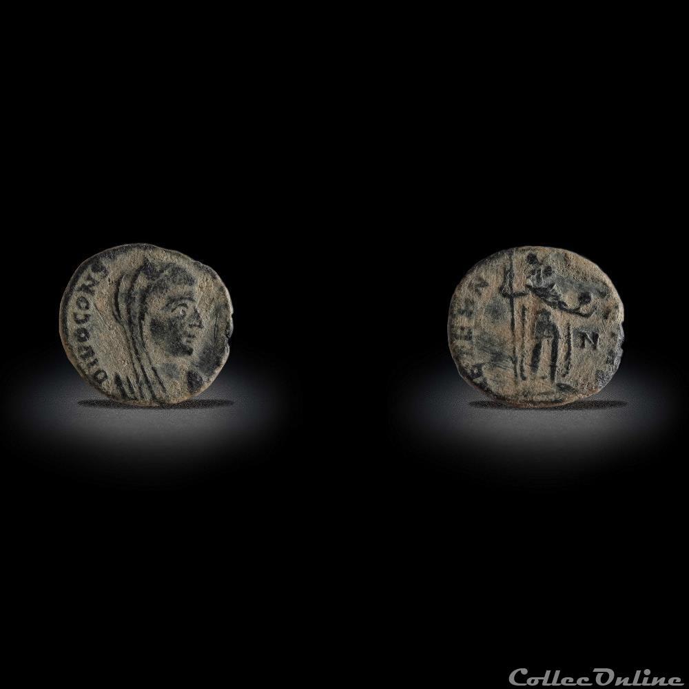 monnaie antique romaine ric 32 ferrando ii 542 543
