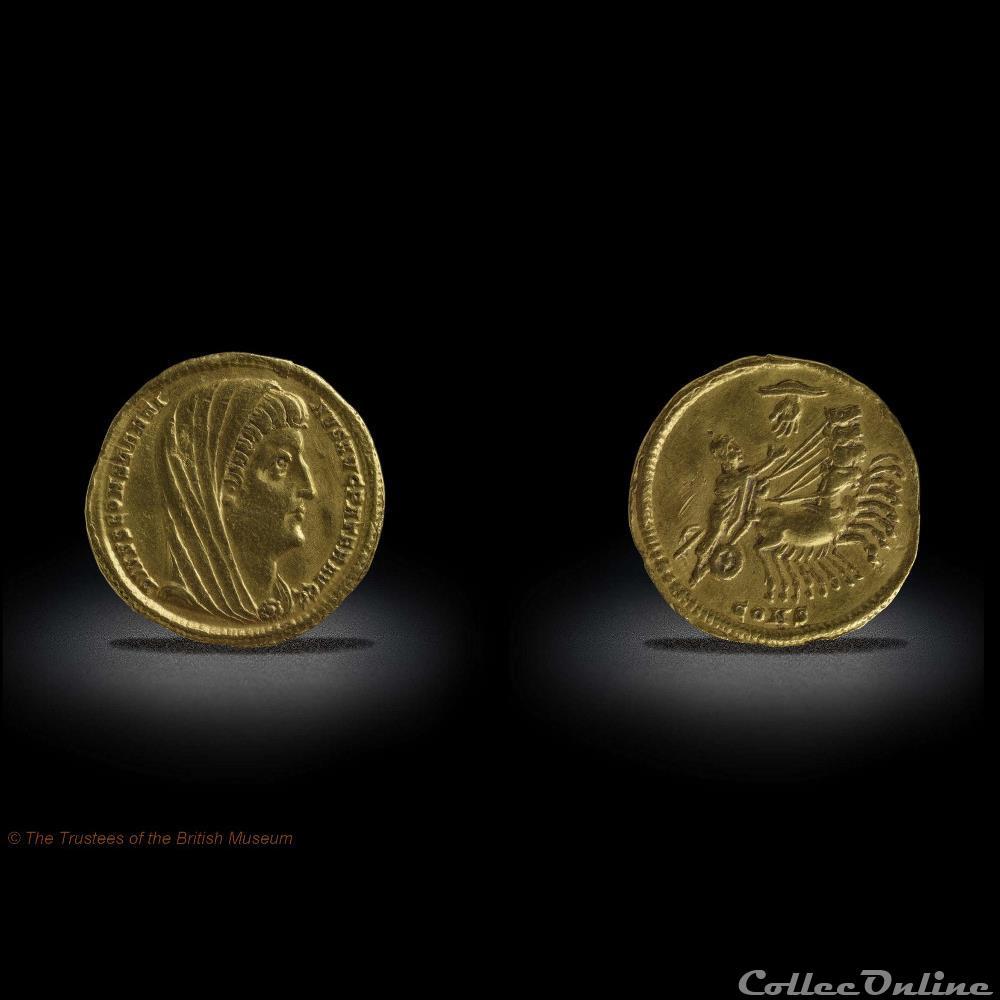 monnaie antique romaine ric 1 the trustees of the british museum