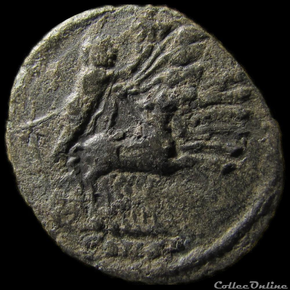 monnaie antique romaine ric 39 1 ere officine