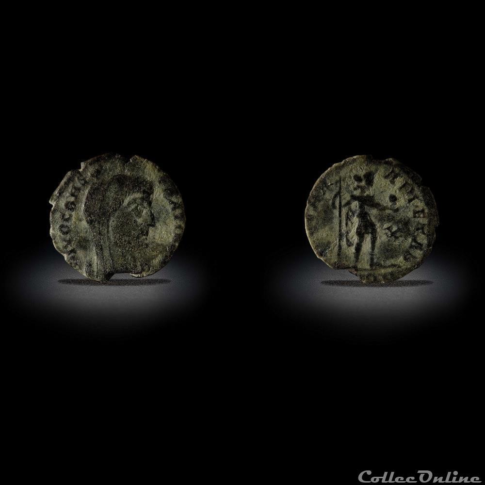 monnaie antique romaine ric 40 ferrando ii 538 539