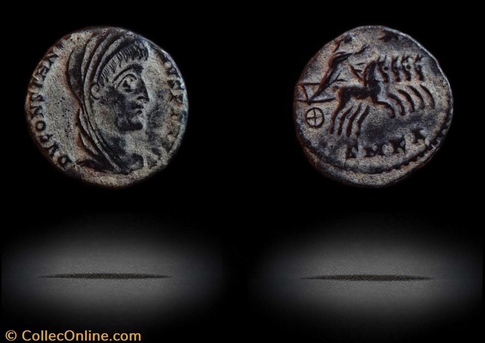 monnaie antique av jc a ap romaine imperiale ric 4 1 ere officine