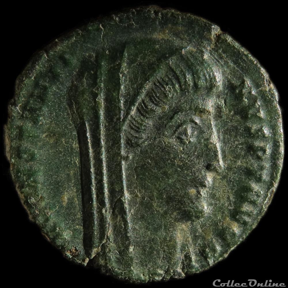 monnaie antique romaine ric 71 8 eme officine 8 11