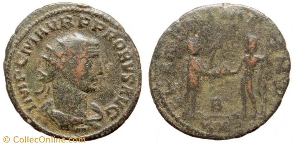 coin ancient to roman imp c m avr p probvs avg sic unique