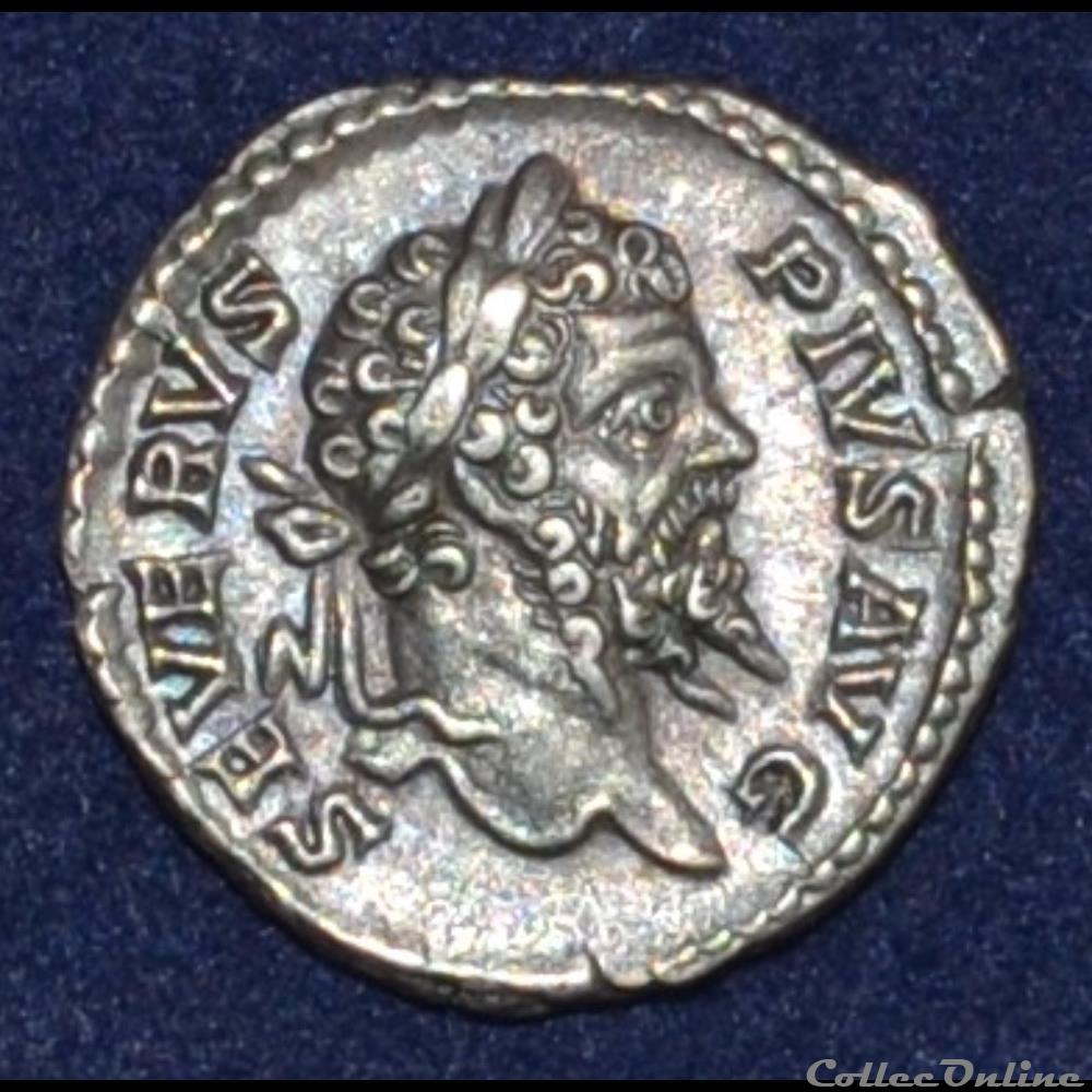 monnaie antique romaine septime severe