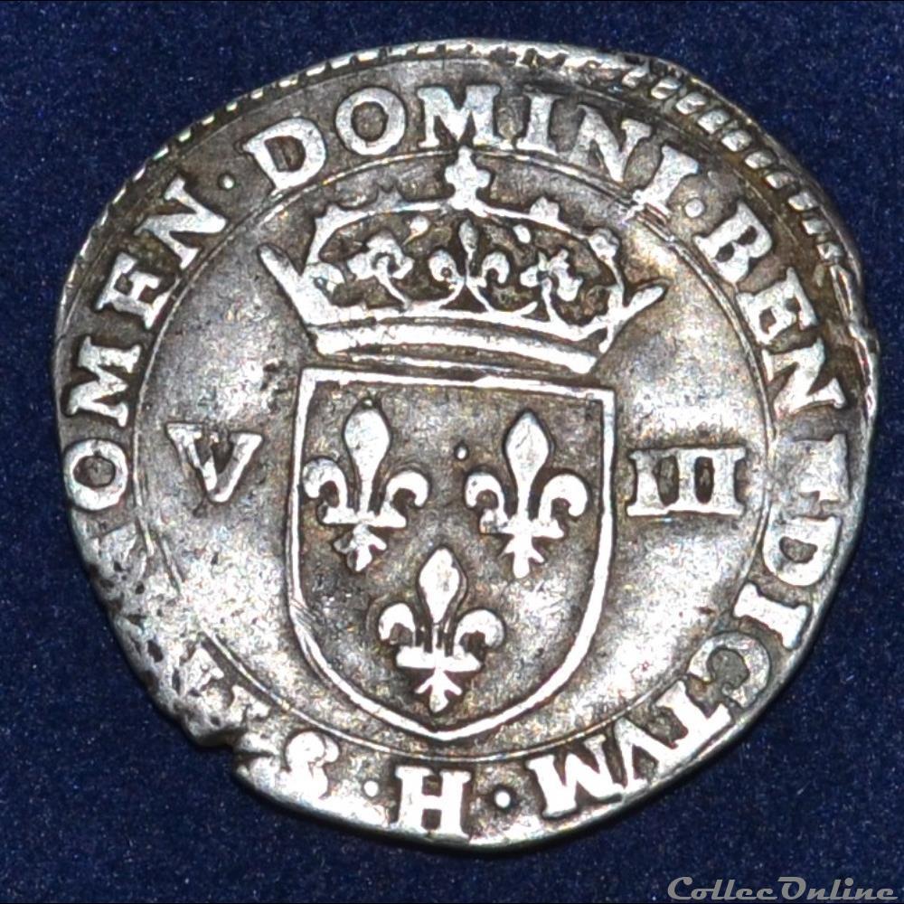 monnaie france royale henri iv le grand rennes