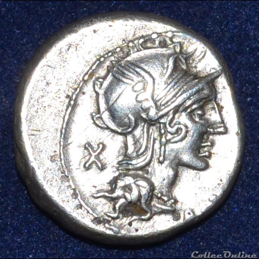 monnaie antique romaine cipia