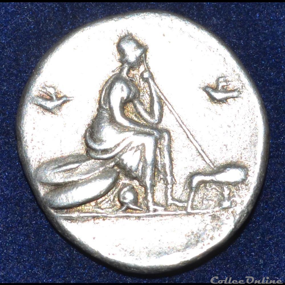 monnaie antique romaine anonyme