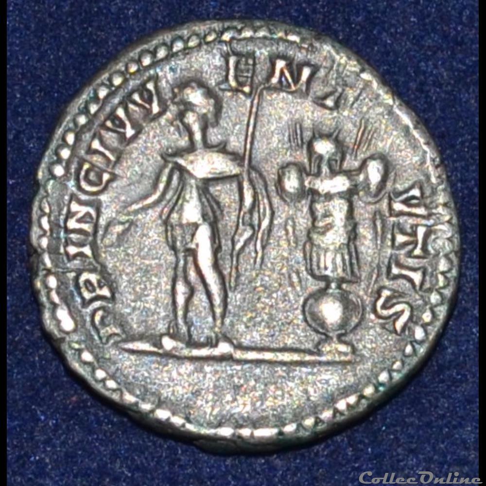 monnaie antique romaine geta