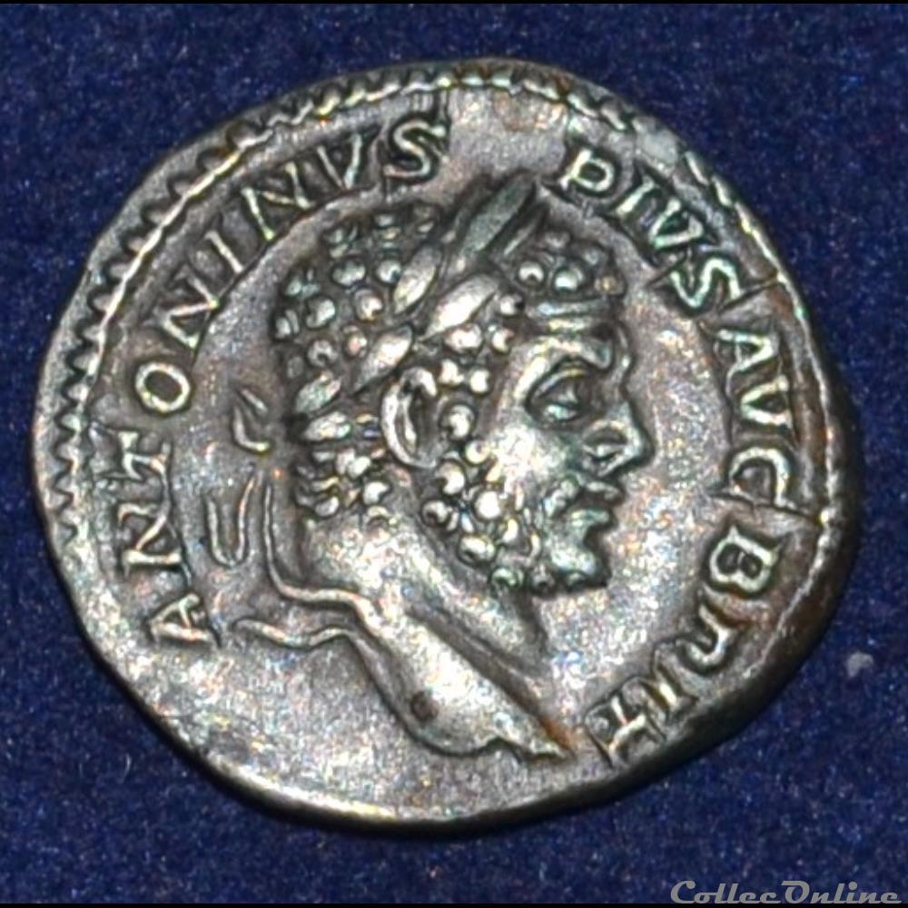monnaie antique romaine caracalla