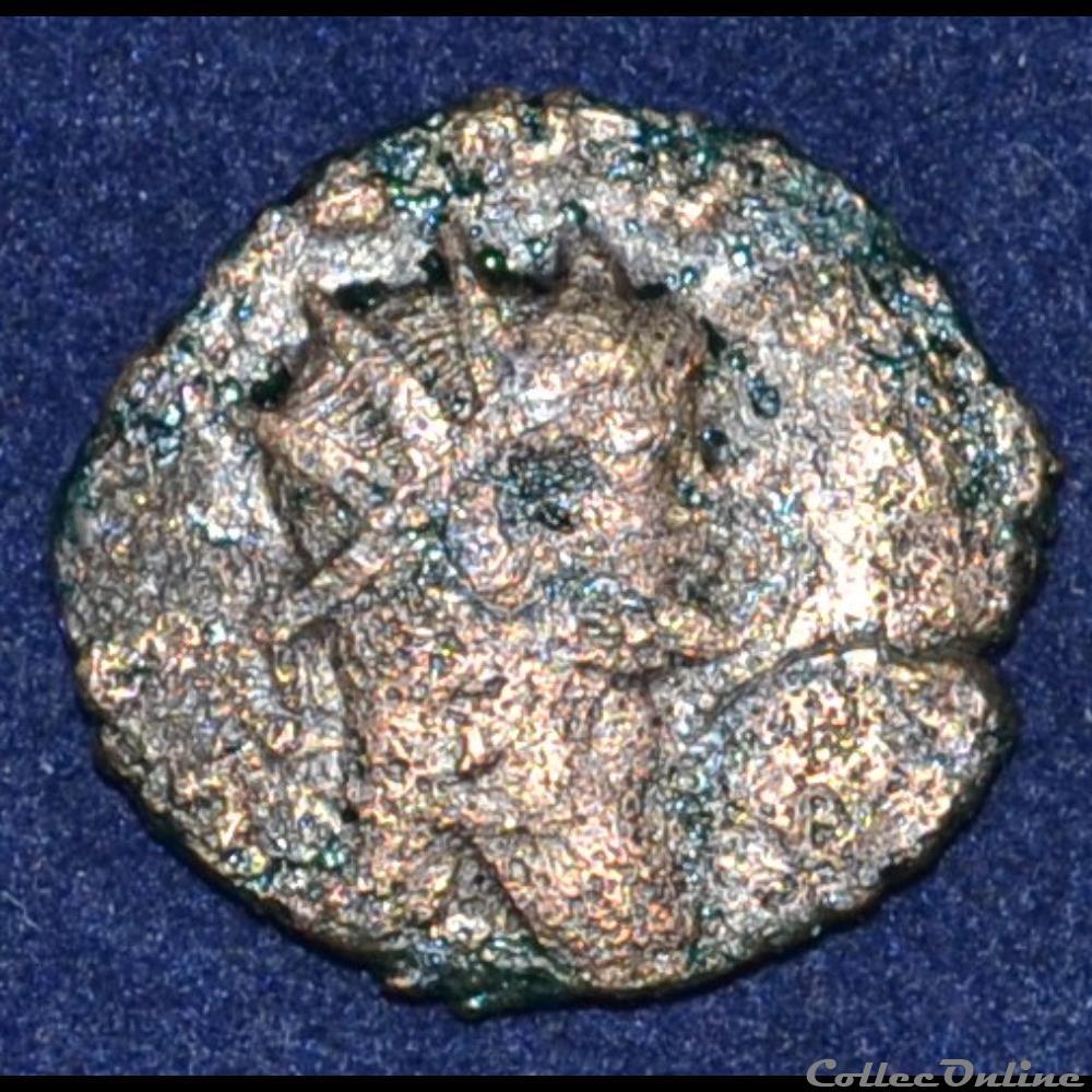 monnaie antique romaine gallien antoninien