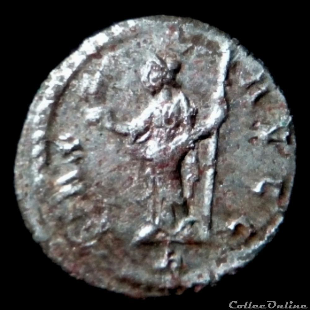 monnaie antique romaine aurelianus de diocletien pour lyon