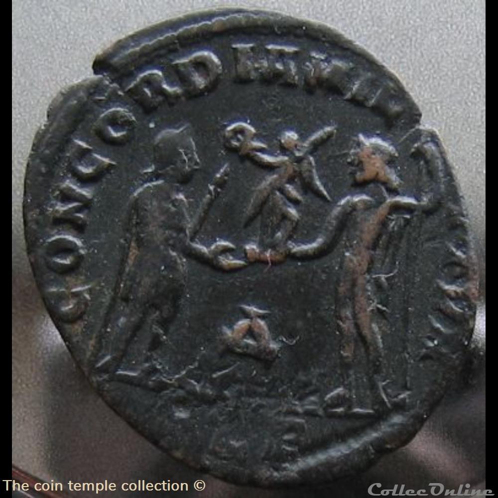 munzen antike romische galerius ric