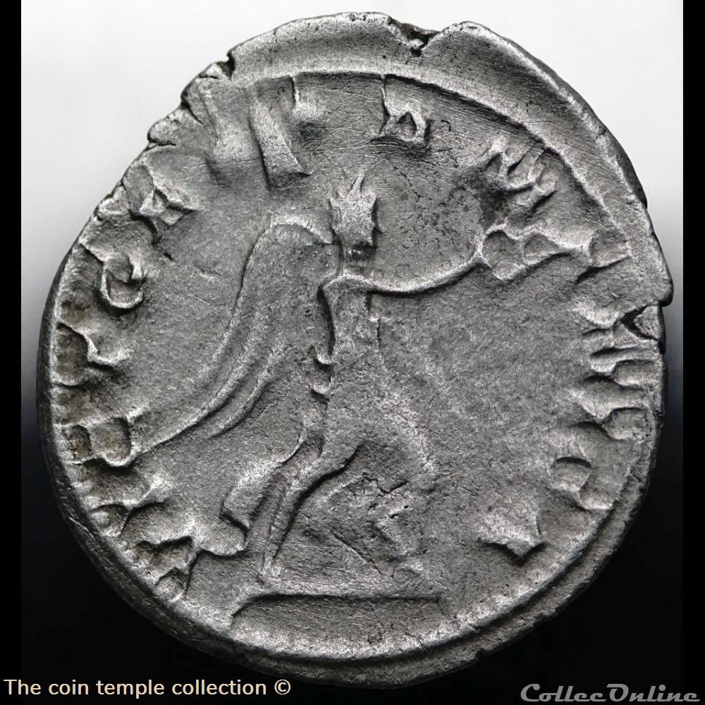 munzen antike vor j c bi nach romische gallienus gobl 875m