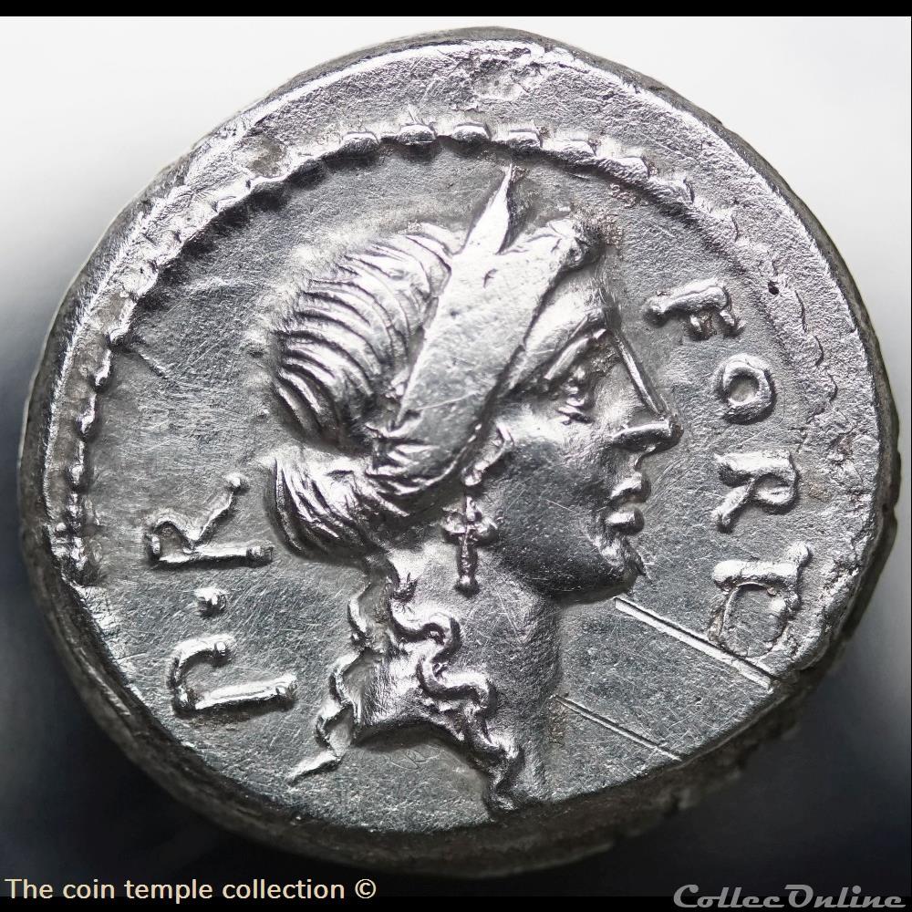 munzen antike vor j bi nach romische imperial crawford 440 1 q sicinivs iiivir q sicinius for cn pompeius magnus denar