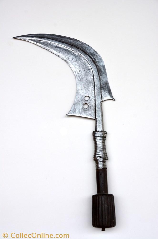 art antiquite africain arme mangbetu 003